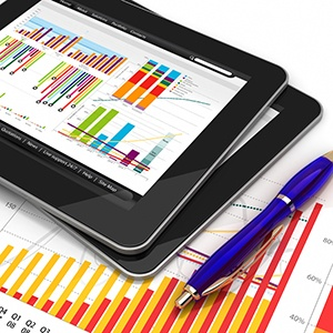 Data analytics being used     in a workers' compensation stewardship report